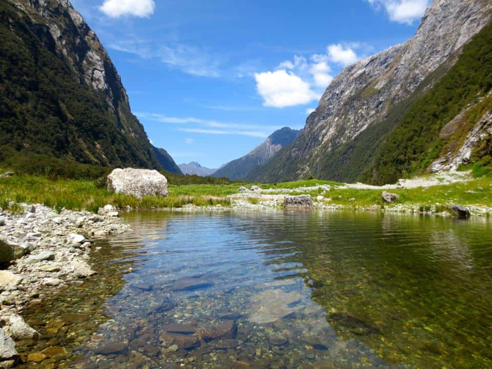 The Milford Track New Zealand