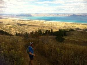 Joe Furse at Bear Lake